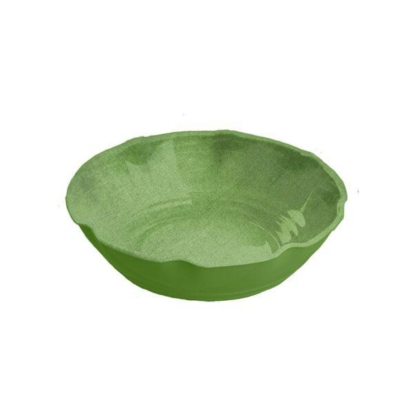 Piatto Fondo - conf. 2 pz - York Verde