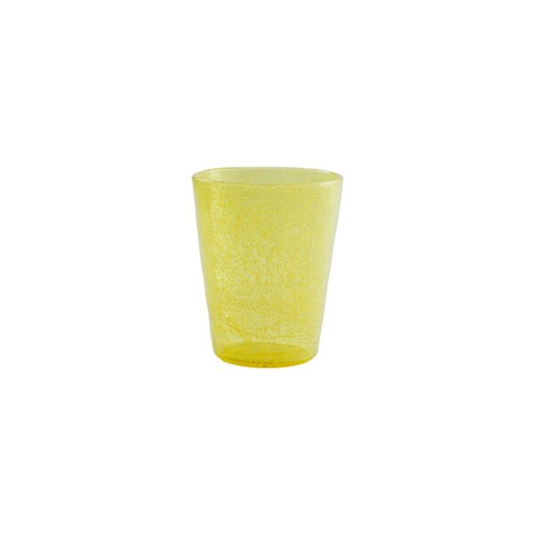 Glass - Yellow Transparent