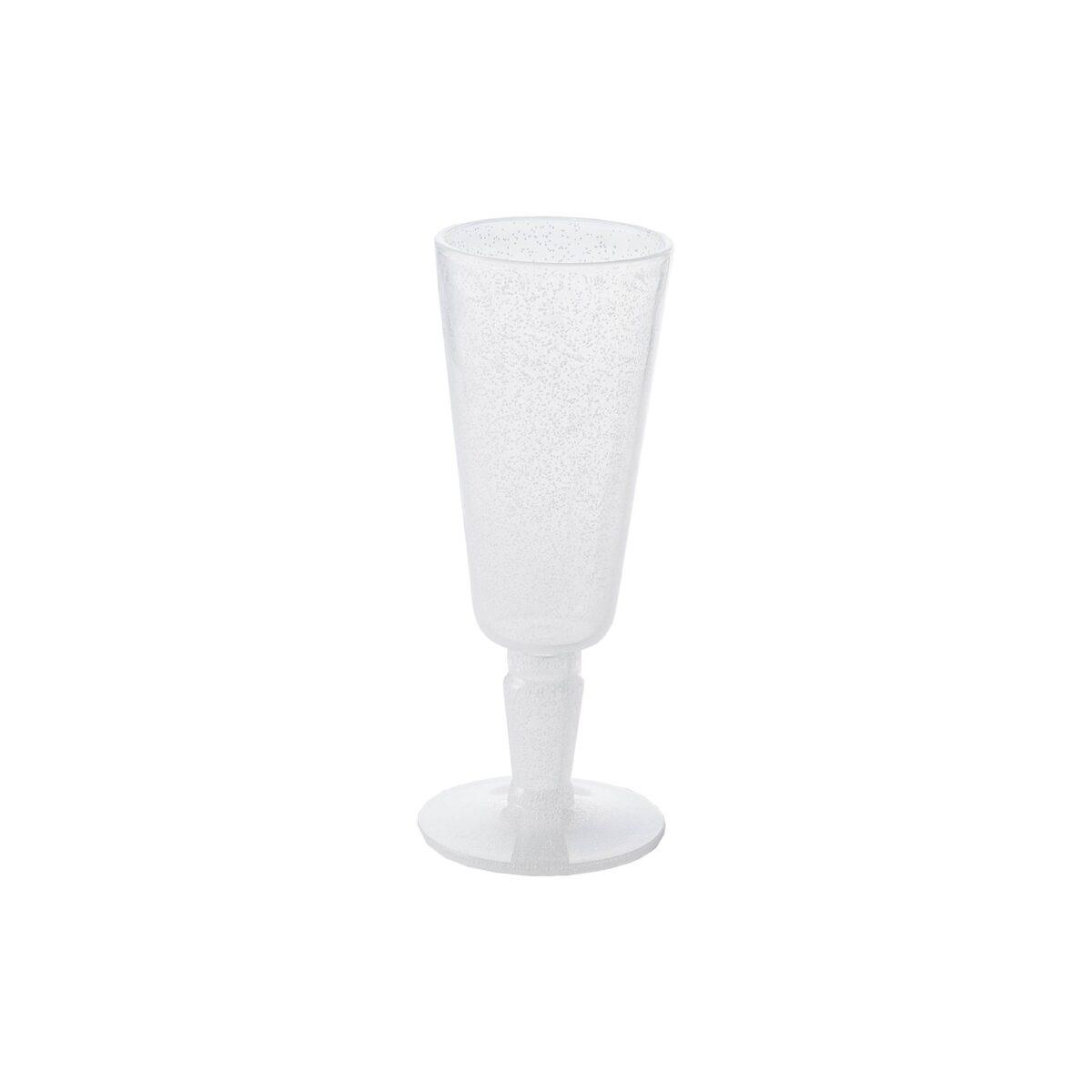 Flute - White Transparent