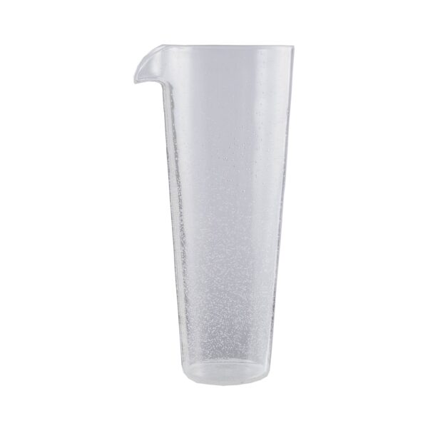 Jug - White Transparent