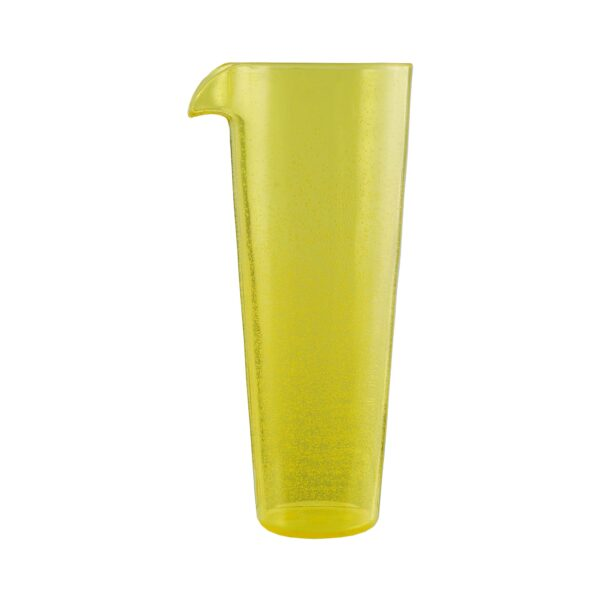 Jug - Yellow Transparent