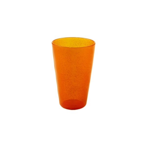 Drink Glass - Orange