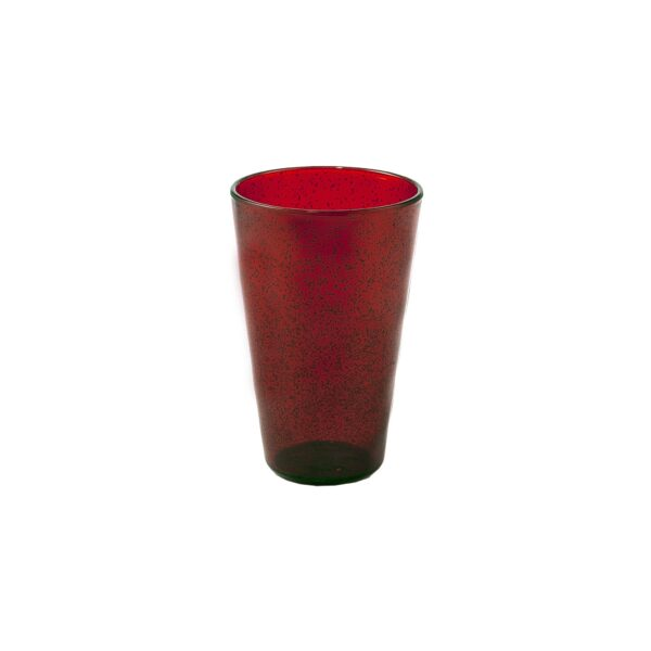 Drink Glass - Red