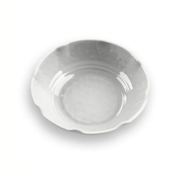 Piatto Fondo - conf. 2 pz - York Bianco