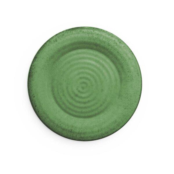 Piatto  Dessert conf. 4 pz - Verde - Mono
