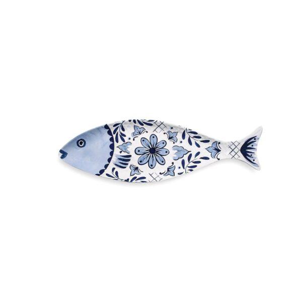 Vassoio pesce lungo - Santorini