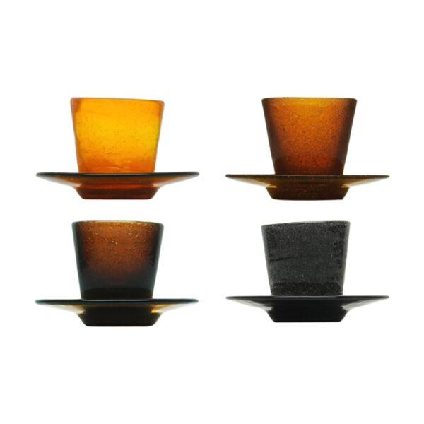 CUOIO ARTIGIANO - COFFEE CUP