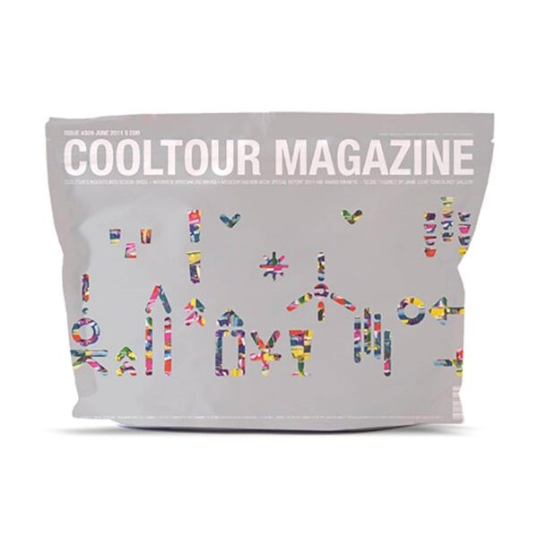 COOLTOUR MAGAZINE - MARTINI GLASS
