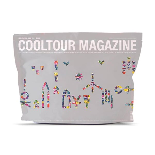 COOLTOUR MAGAZINE - COFFEE CUP