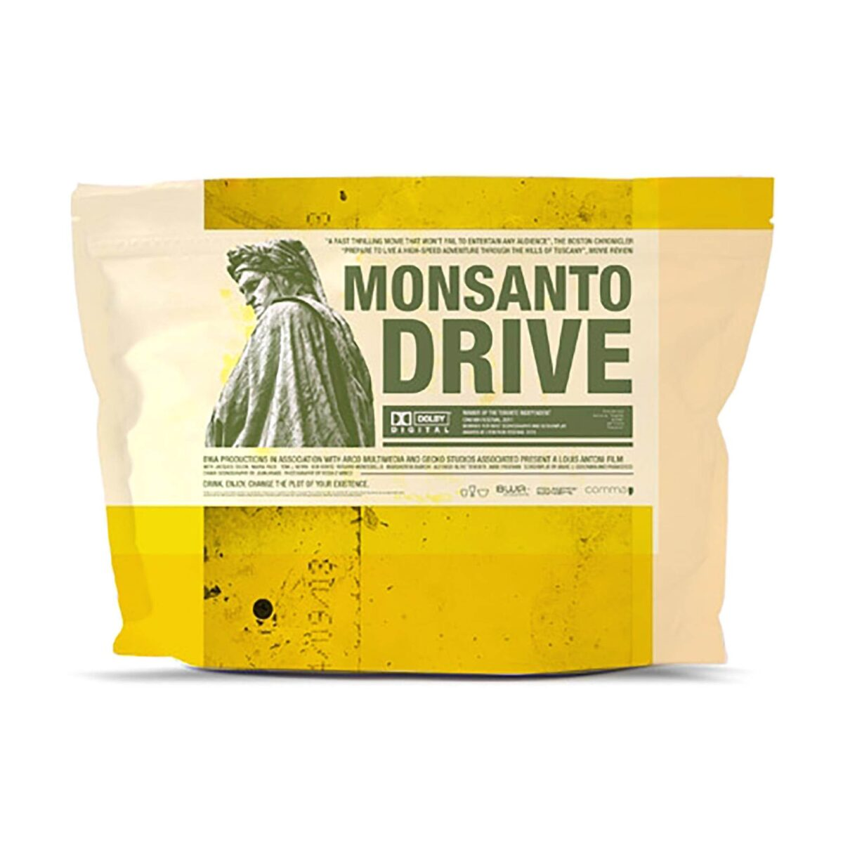 MONSANTO DRIVE - GLASS