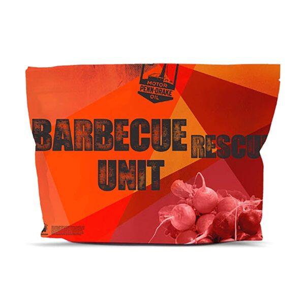 BARBECUE RESCUE UNIT - SHOT