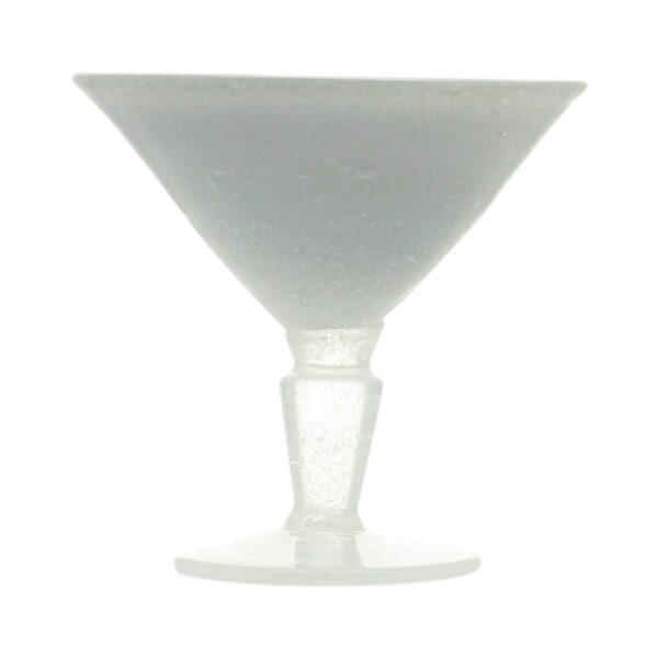 001025 - MARTINI GLASS - STONE
