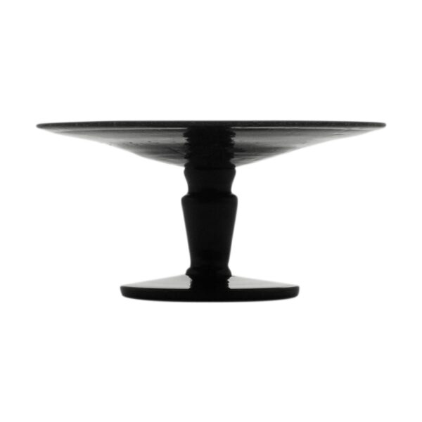 001127 - SMALL STAND - BLACK SOLID