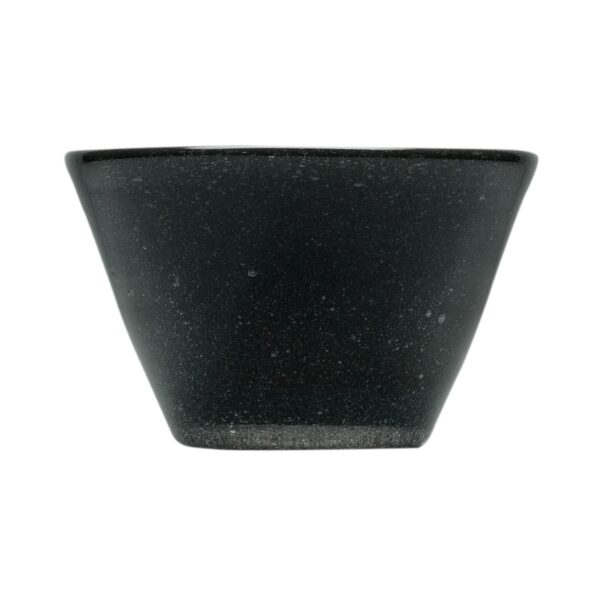 001326 - BIG BOWL - BLACK TRANSP.