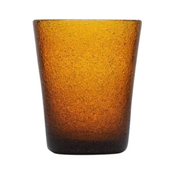 000129 - GLASS - AMBER
