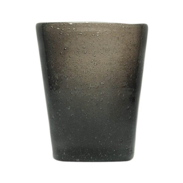 000126 - GLASS - BLACK TRANSP.