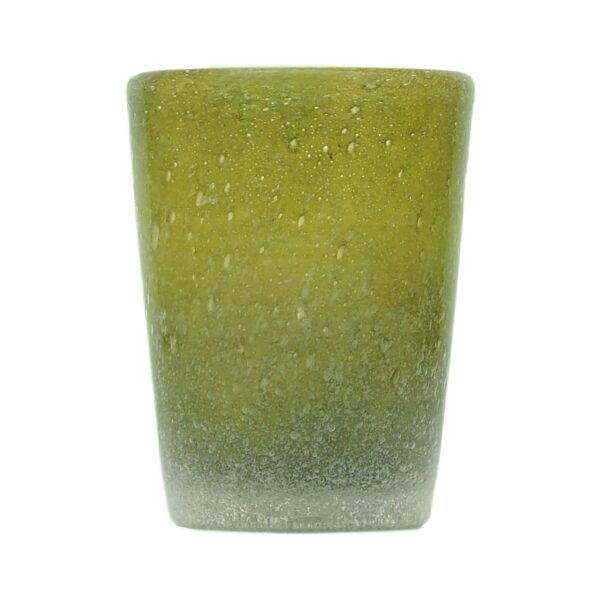 000120 - GLASS - COMBAT GREEN