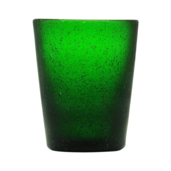 000118 - GLASS - EMERALD