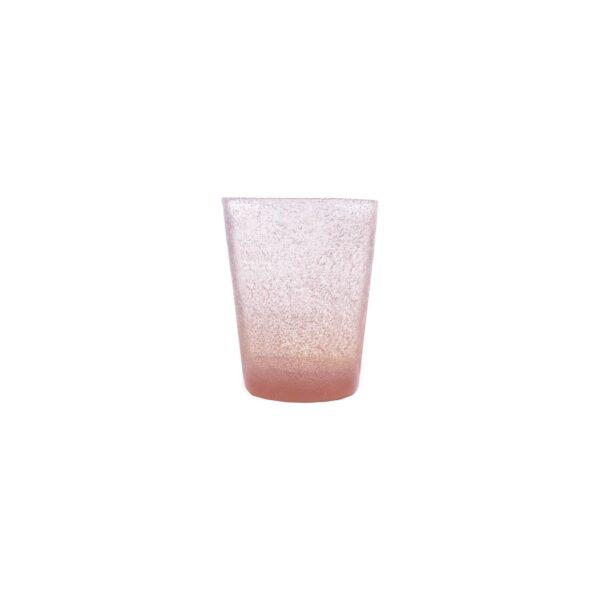 000135 - GLASS - PEACH