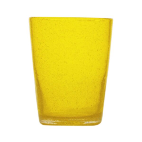 000101 - GLASS - YELLOW TRANSP.