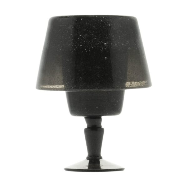 000626 - LAMP - BLACK TRANSP.