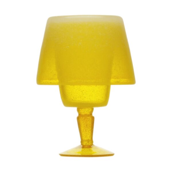 000601 - LAMP - YELLOW TRANSP.