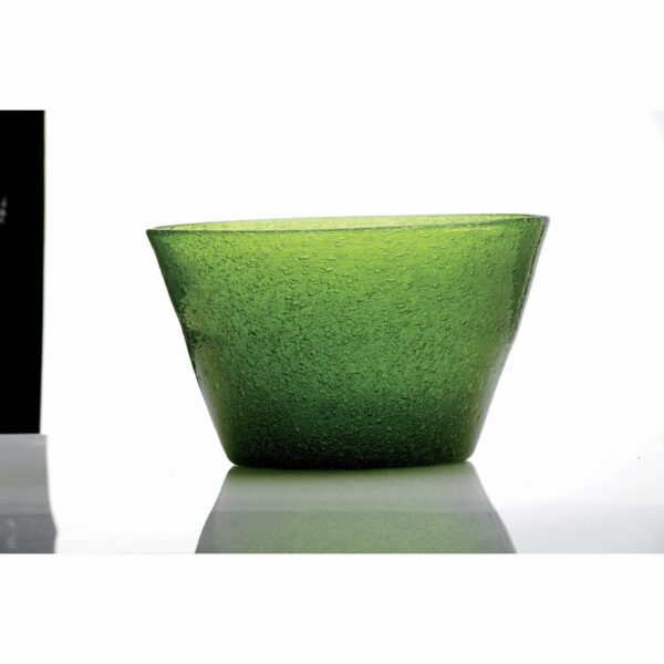 000719 - SMALL BOWL - OLIVE