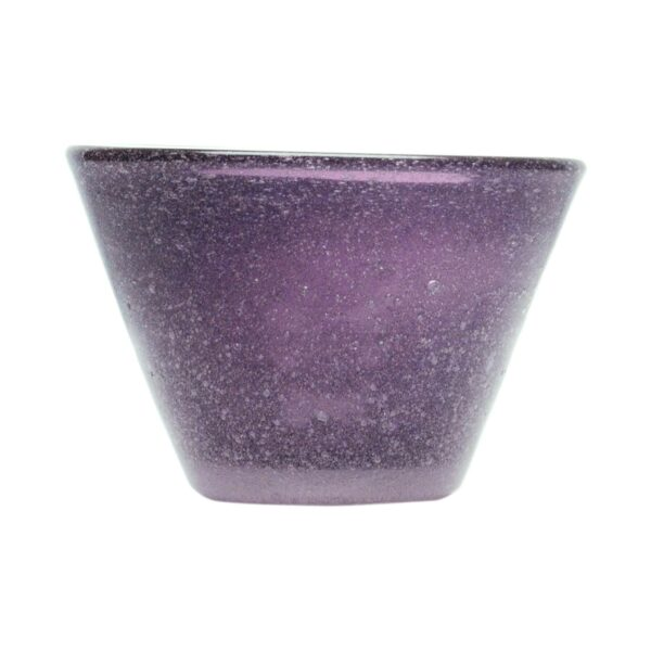 000710 - SMALL BOWL - VIOLET