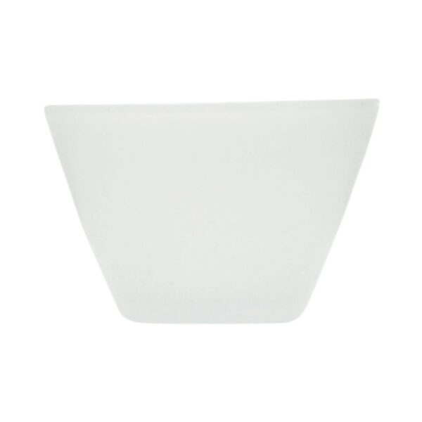000724 - SMALL BOWL - WHITE SOLID