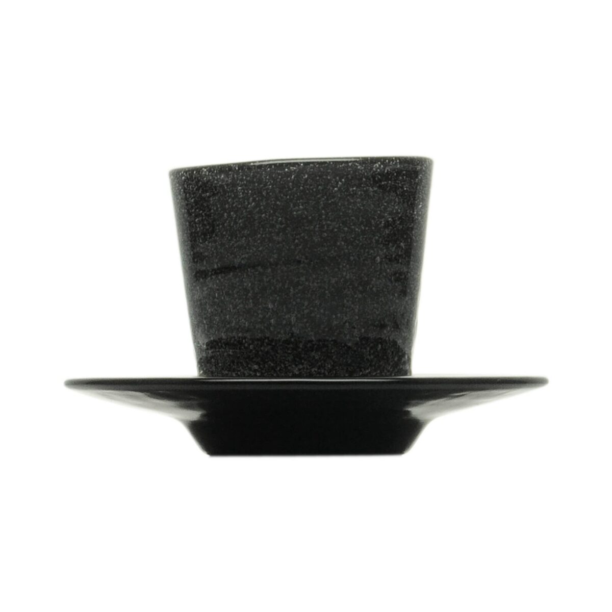 000927 - COFFEE CUP - BLACK SOLID