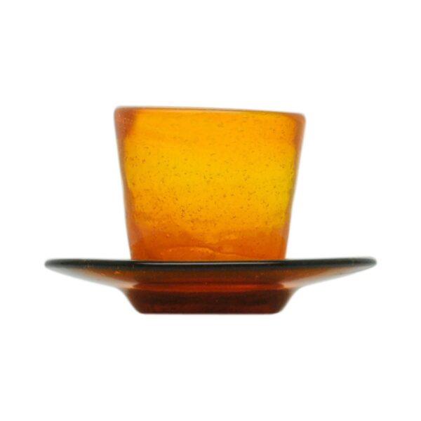 000904 - COFFEE CUP - MANDARIN