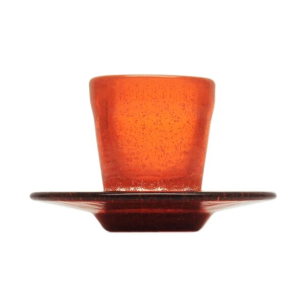 000905 - COFFEE CUP - ORANGE