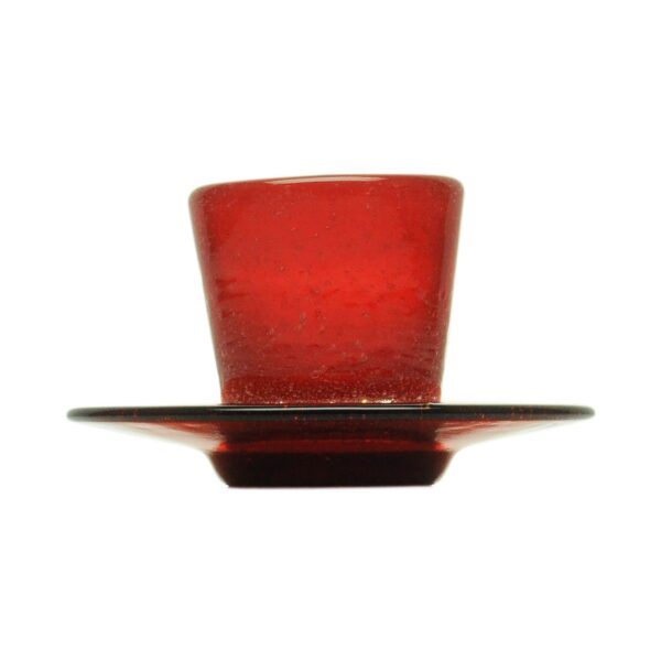 000907 - COFFEE CUP - RED