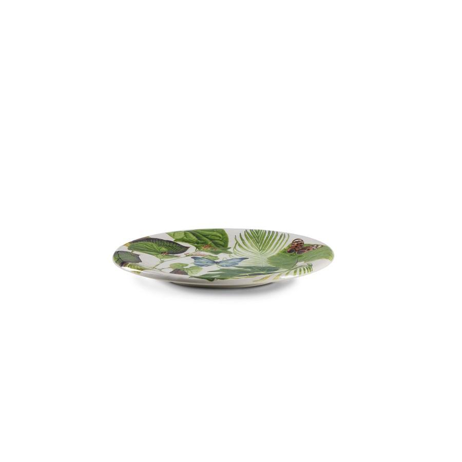Servizio piatti 18 pezzi in ceramica - York
