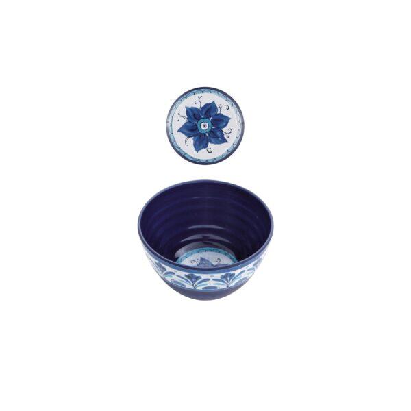 Ciotola piccola conf 4 pz - Havana blu